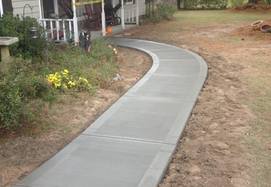 concrete Huntsville AL